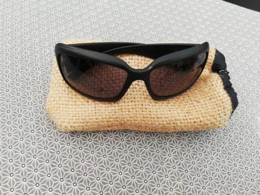 pochette à lunettes