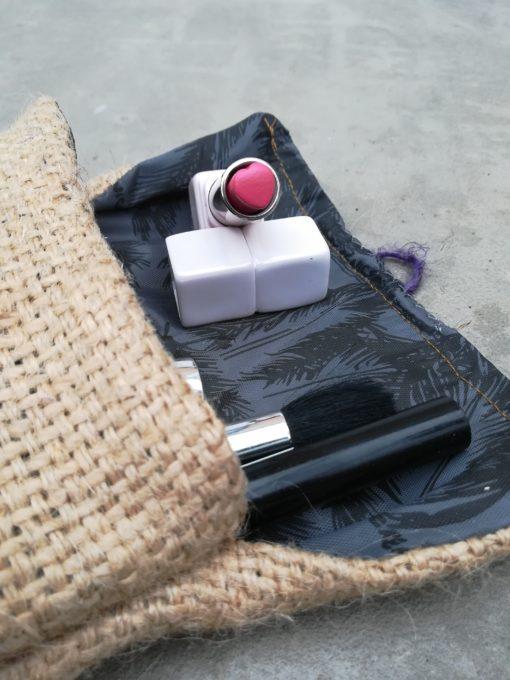 pochette à maquillage